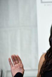 Michelle Rodriguez at Maz Azria