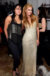 Michelle Rodriguez at Warner Music Group Grammys 2015 Afterparty