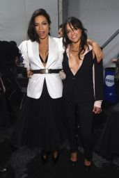 Michelle Rodriguez - Naomi Campbell