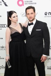 Michelle Trachtenberg – 2015 Elton John AIDS Foundation's Oscar Viewing Party in Hollywood