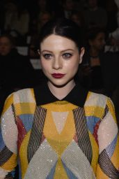 Michelle Trachtenberg - Naeem Khan Fashion Show in New York City, Feb. 2015