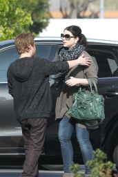 Michelle Trachtenberg & Seth Green - Out in Los Angeles, Feb. 2015