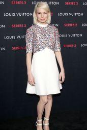 Michelle Williams - Louis Vuitton