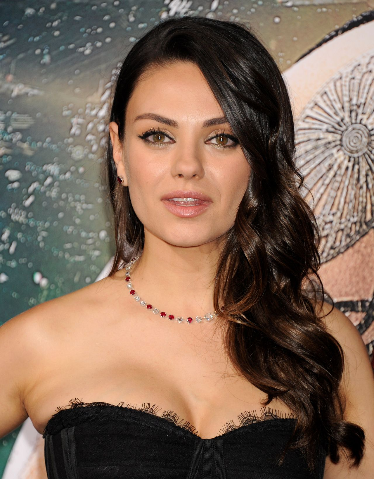 Mila Kunis – 'Jupiter Ascending' Premiere in Hollywood