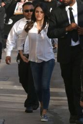 Mila Kunis - Outside
