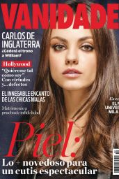 Mila Kunis - Vanidades Magazine (Mexico) February 2015 Issue