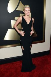 Miley Cyrus – 2015 Grammy Awards in Los Angeles