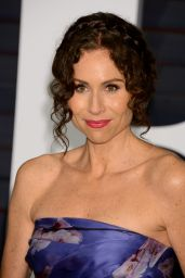 Minnie Driver – 2015 Vanity Fair Oscar Party in Hollywood