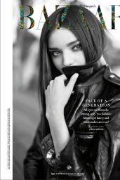 Miranda Kerr – BAZAAR Magazine March 2015 Issue