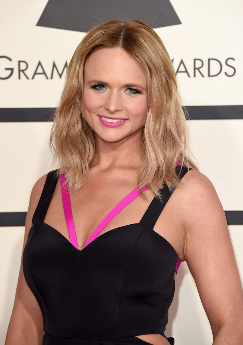 Miranda Lambert – 2015 Grammy Awards in Los Angeles