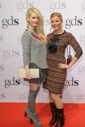 Mirja du Mont – GDS Grand Opening Party in Düsseldorf, February 2015