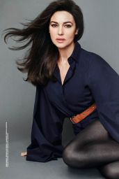 Monica Bellucci - Elle Magazine (France) February 2015 Issue