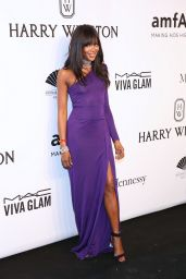 Naomi Campbell – 2015 amfAR New York Gala