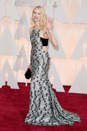 Naomi Watts – 2015 Oscars Red Carpet in Hollywood