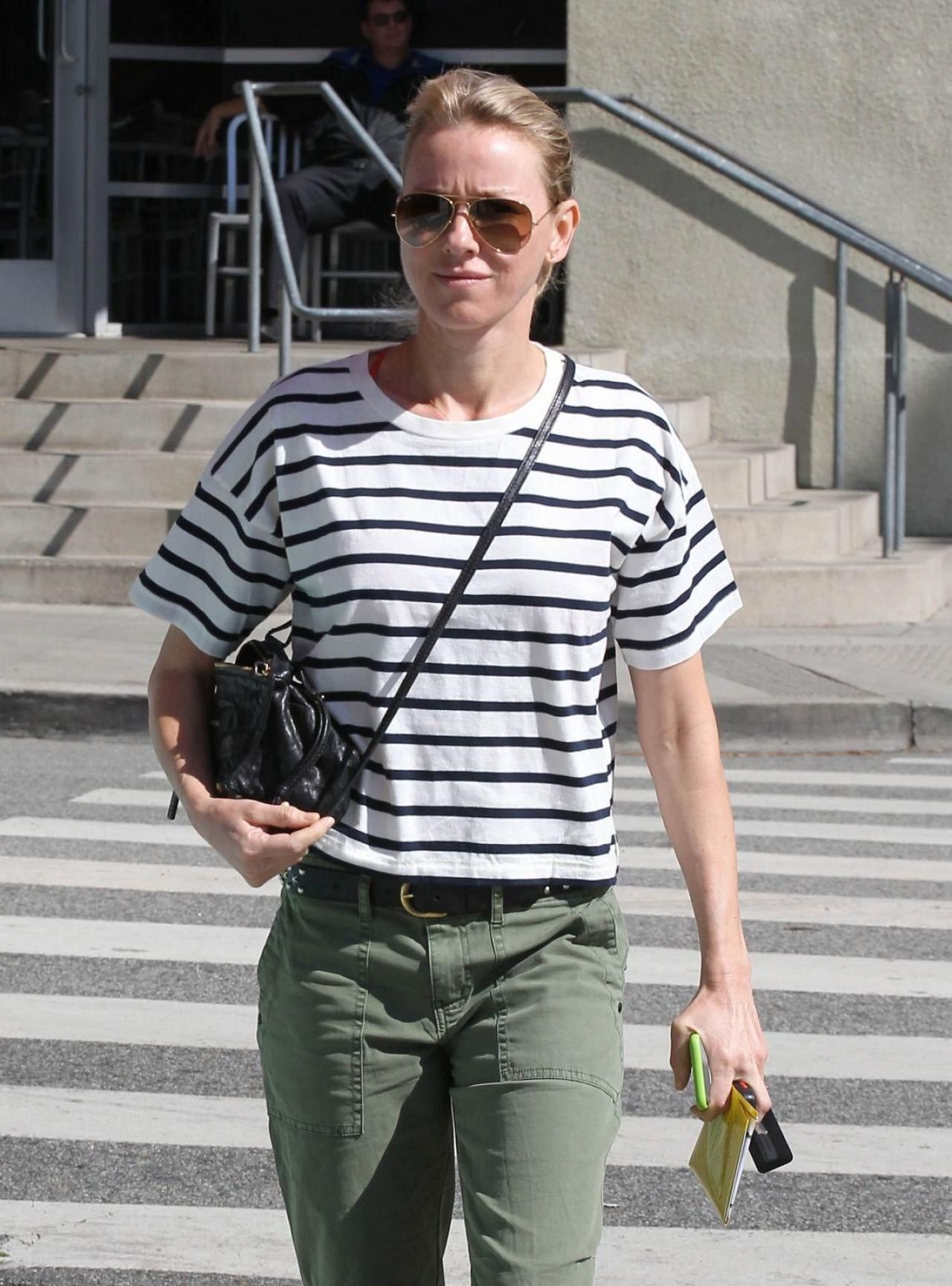 Naomi Watts Street Style - Santa Monica, California, February 2015