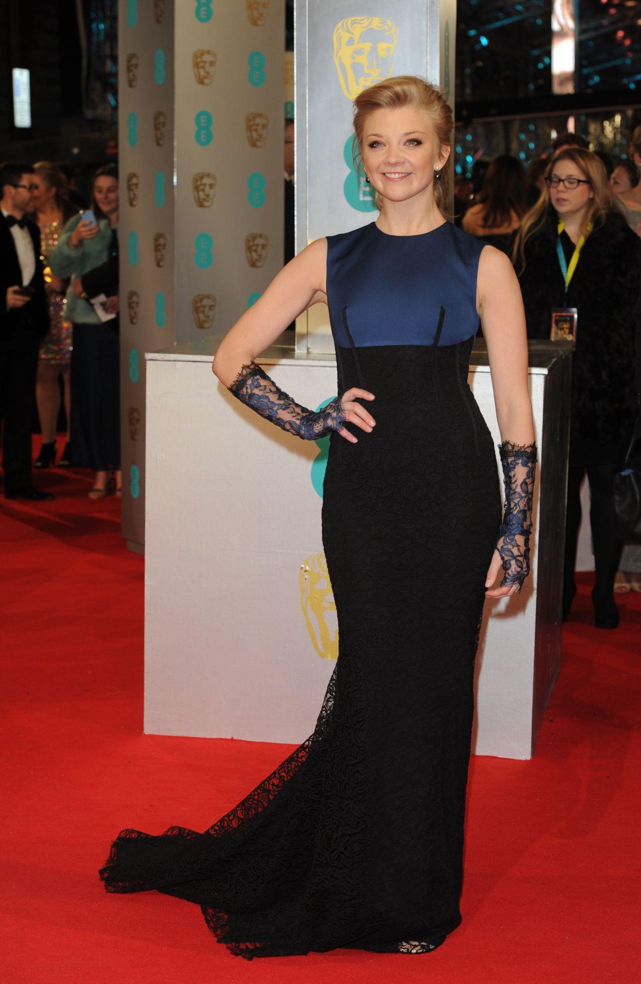Natalie Dormer – EE British Academy Film Awards 2015 in London
