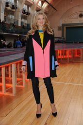 Natalie Dormer - Roksanda Show During London Fashion Week, February 2015