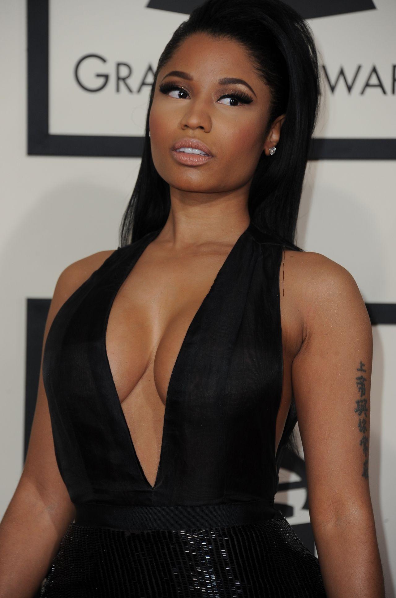 Nicki Minaj Körper