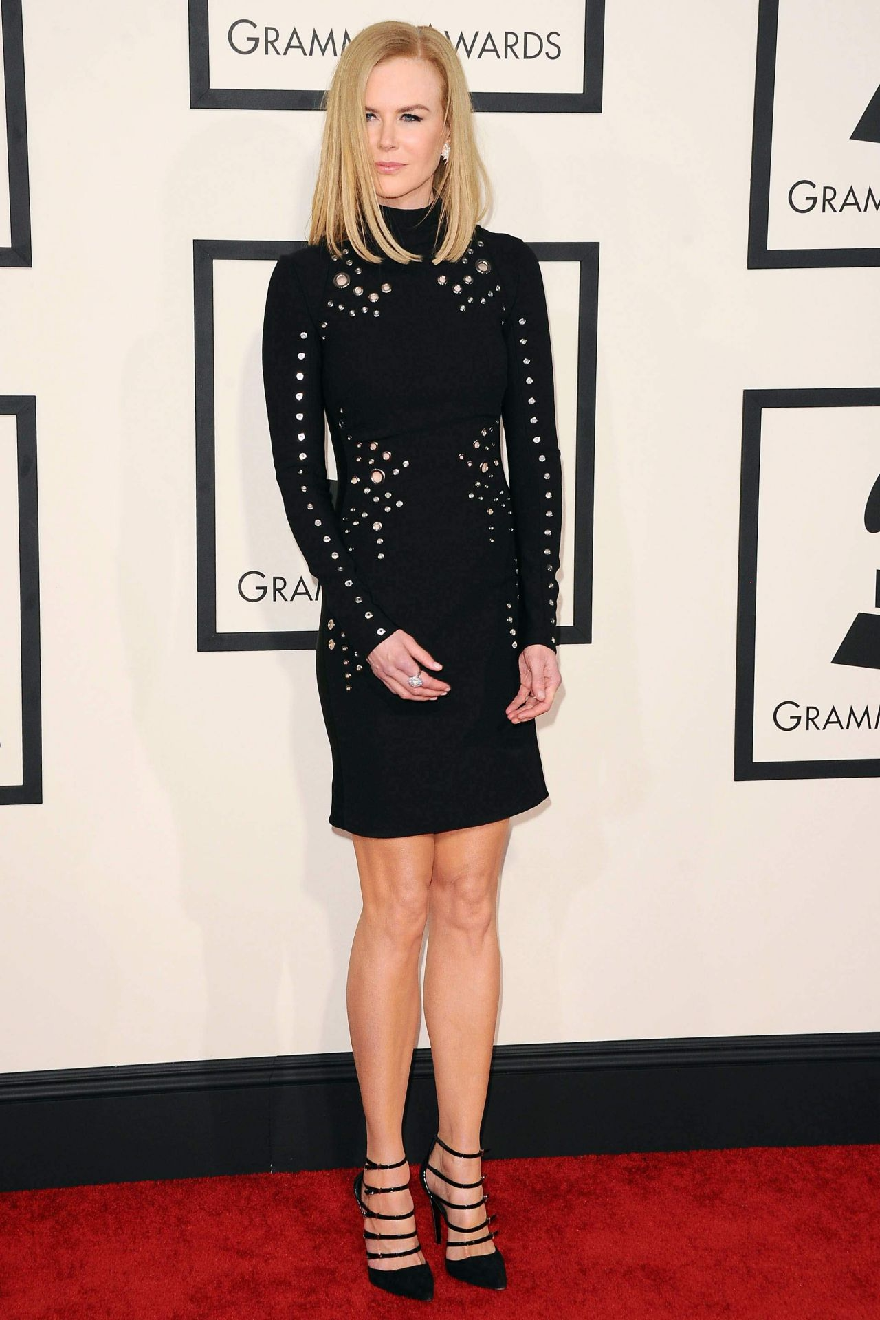 Nicole Kidman - 2015 Grammy Awards in Los Angeles