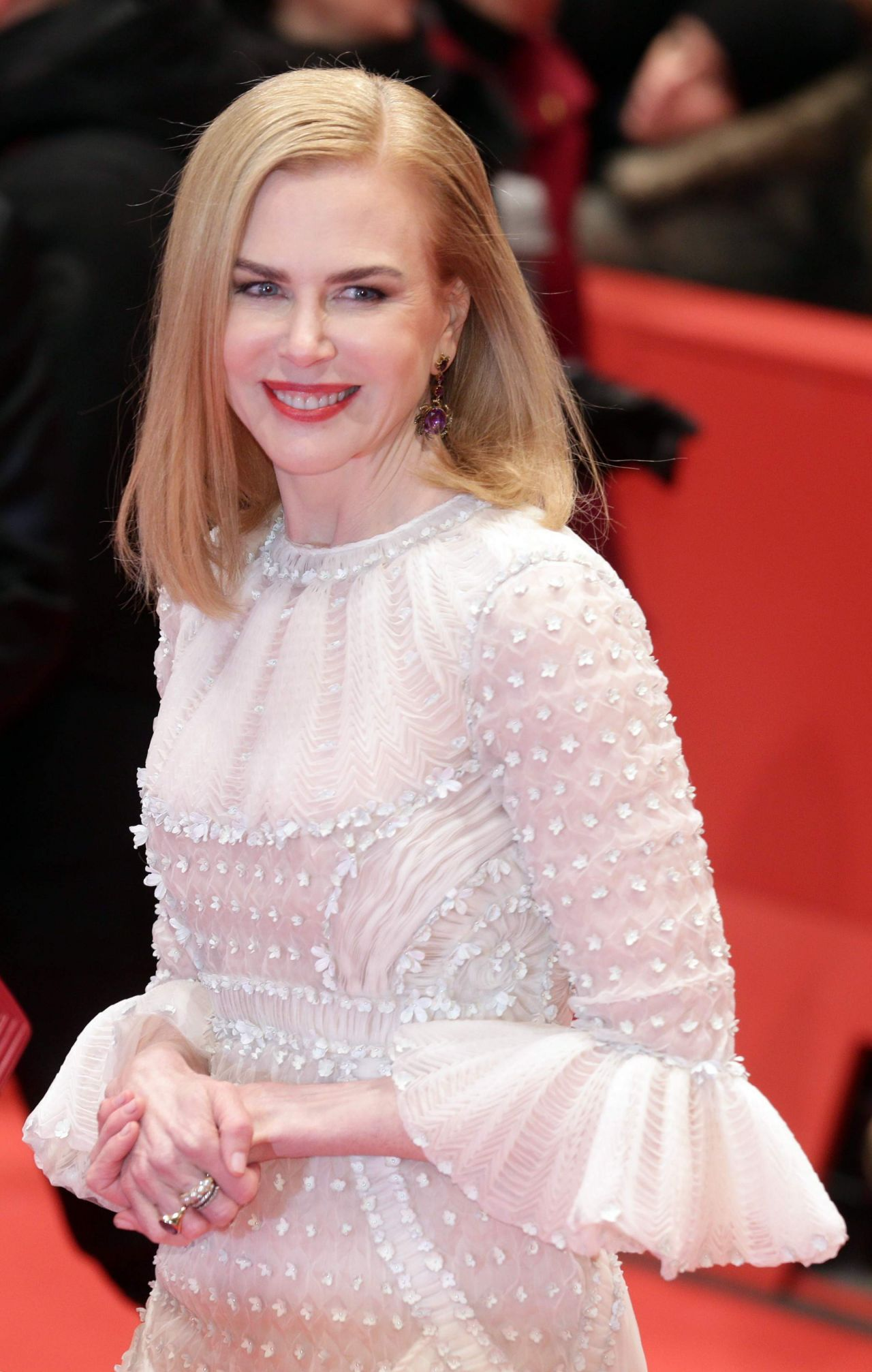 Nicole Kidman Queen Of The Desert Premiere 2015