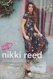 Nikki Reed - Nylon Magazine February 2015 Issue