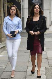 Nikki Sanderson & Sophie Austin - at Stephanie Waring