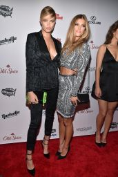 Nina Agdal – 2015 Sports Illustrated Swimsuit Issue Celebration in New York City