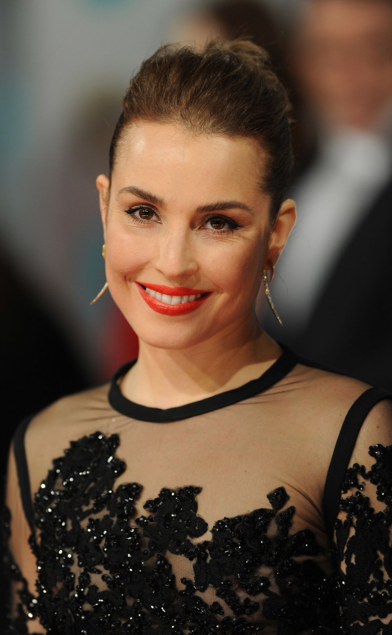 Noomi Rapace EE British Academy Film Awards 2015 In London