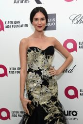 Odette Annable – 2015 Elton John AIDS Foundation's Oscar Viewing Party in Hollywood