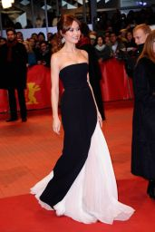 Olga Kurylenko - Closing Ceremony during 65th Berlin International Film Festival