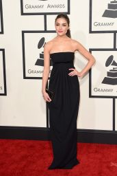 Olivia Culpo – 2015 Grammy Awards in Los Angeles