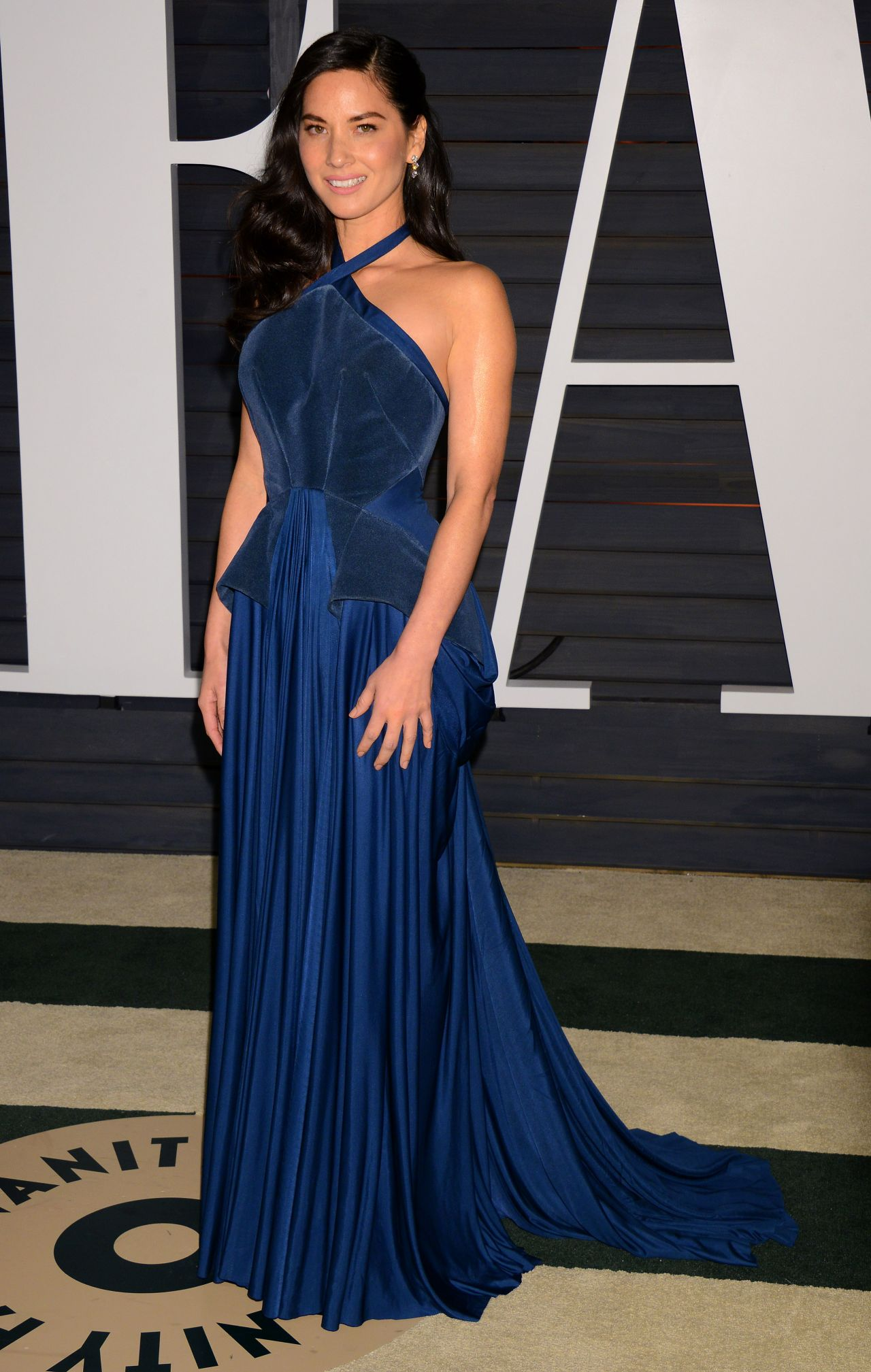 Olivia Munn - 2015 Vanity Fair Oscar Party in Hollywood
