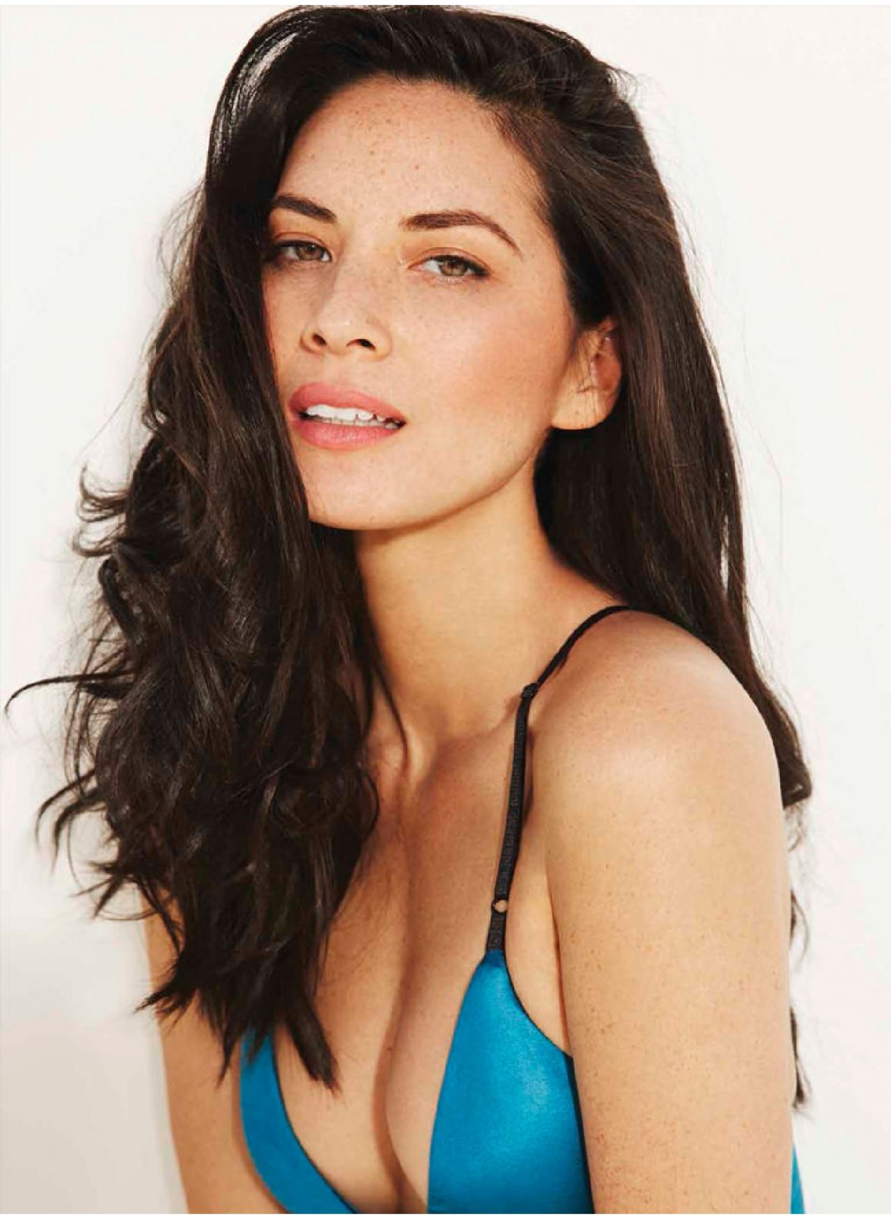 Olivia Munn - Esquire Magazine (Mexico) February 2015 Issue