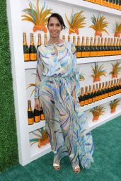 Padma Lakshmi – Veuve Clicquot Carnaval Miami in Miami Beach, February 2015