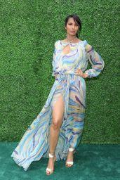Padma Lakshmi – Veuve Clicquot Carnaval Miami in Miami Beach, February 2015
