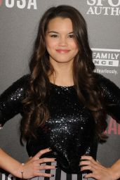 Paris Berelc – Disney's 'McFarland, USA' Premiere in Hollywood