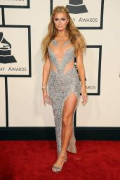 Paris Hilton – 2015 Grammy Awards in Los Angeles