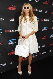 Paris Hilton - Roc Nation Grammy Brunch 2015 in Beverly Hills