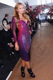 Paris Hilton Style - Gabriela Cadena Fashion Show in New York City, Feb. 2015