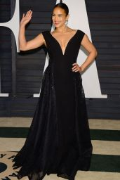 Paula Patton - 2015 Vanity Fair Oscar Party in Hollywood