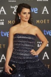 Penelope Cruz - Goya Cinema Awards 2015 in Madrid