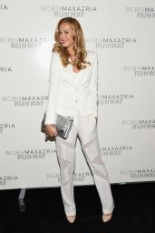 Petra Nemcova - BCBGMAXAZRIA Fashion Show in New York City, Feb. 2015