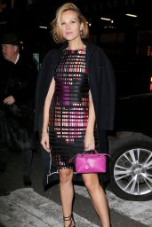 Petra Nemcova - Fendi Flagship Boutique Inauguration Party in New York City