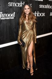 Pia Toscano Red Carpet Pics - Smashbox Studios Celebrates Grand Re-Opening in Culver City