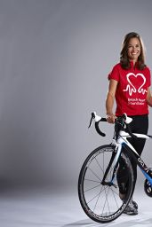 Pippa Middleton - Photoshoot for British Heart Foundation 2014-15