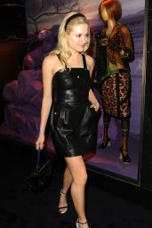 Pixie Lott Style - at Prada in London, February 2015