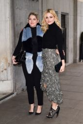 Pixie Lott Style- The Year Of Mexico Lunch in London - February 2015
