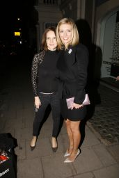 Rachel Riley & Susie Dent - Radio Times Cover Party in London, January 2015