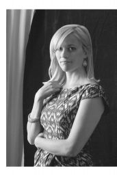 Reese Witherspoon - Psychologies Magazine UK - April 2015 Issue