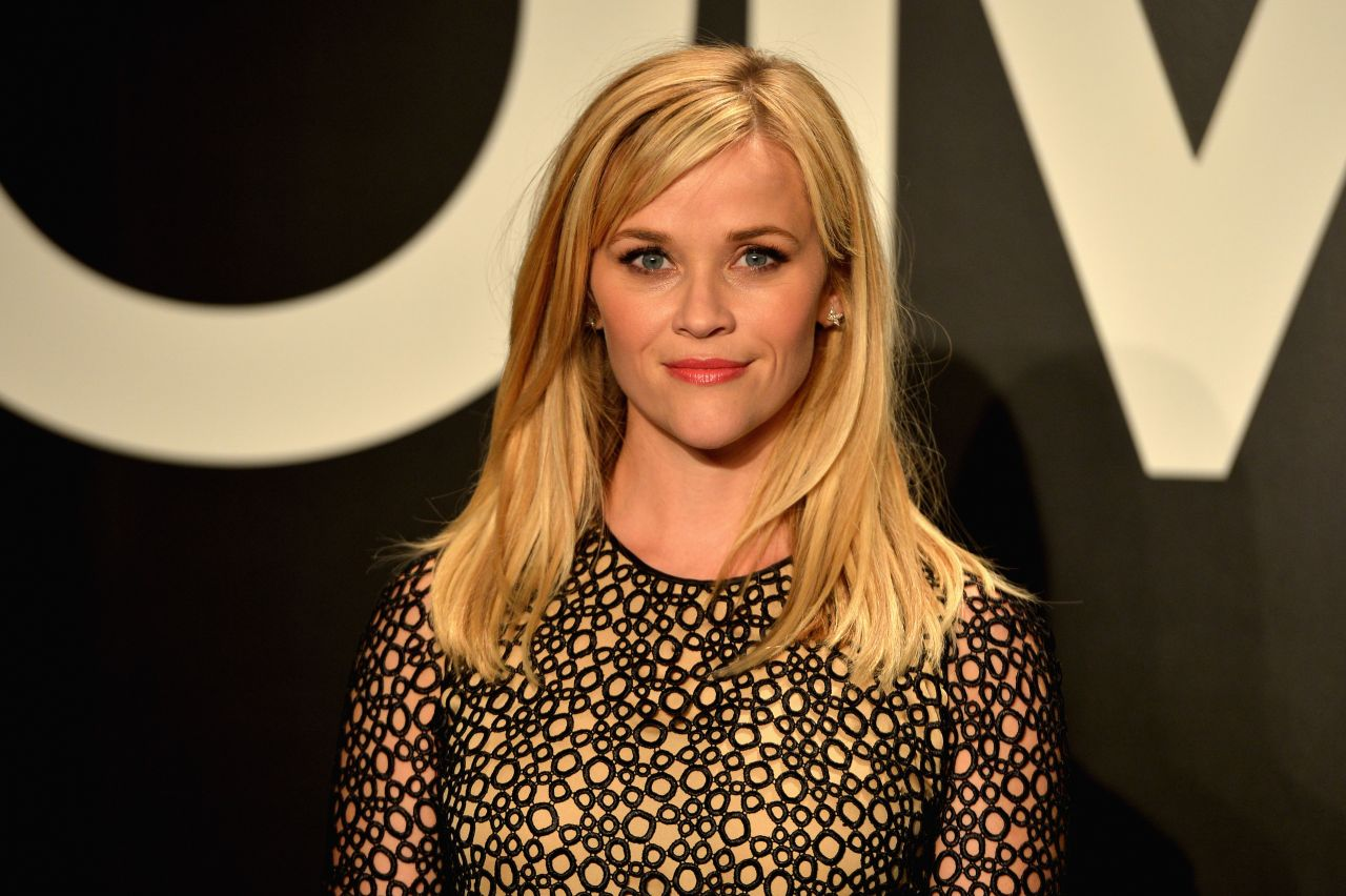 Reese Witherspoon – Tom Ford Autumn/Winter 2015 Womenswear Collection Presentation in Los Angeles